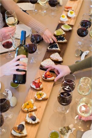 Styling My Everyday: Wine Tasting
